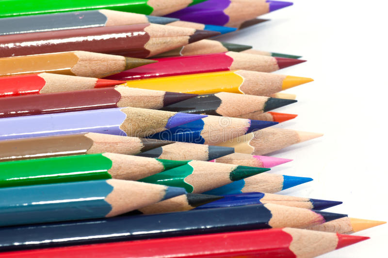 Download Color pencil stock image. Image of graphics, design, green - 39505675