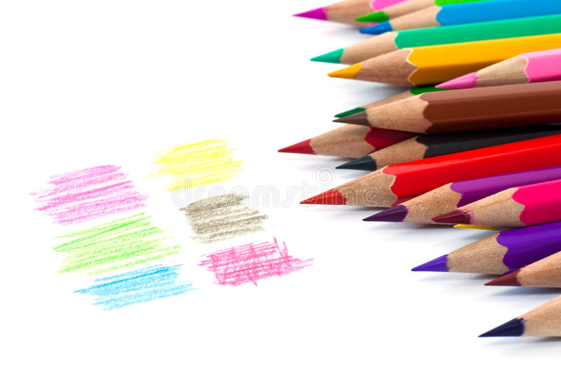 Download Color pencil stock image. Image of artist, pencil, life - 39507107
