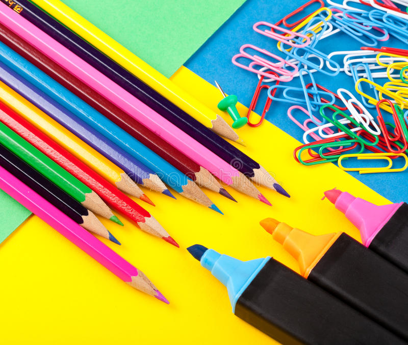 Download Color Pencils Royalty Free Stock Images - Image: 19162129