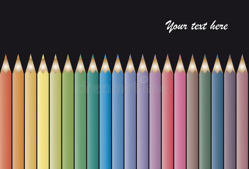 Download Color Pencils Royalty Free Stock Photography - Image: 22574897