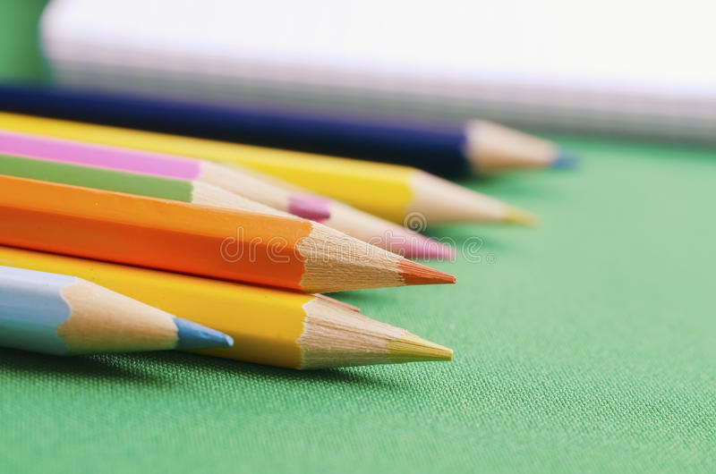 Download Color pencils stock image. Image of drawing, draw, crayon - 24103739
