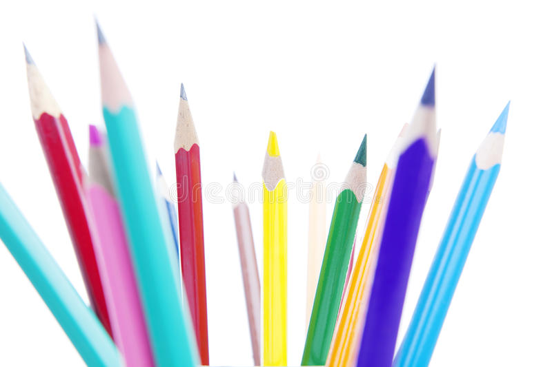 Download Color Pencils Royalty Free Stock Photography - Image: 25992137