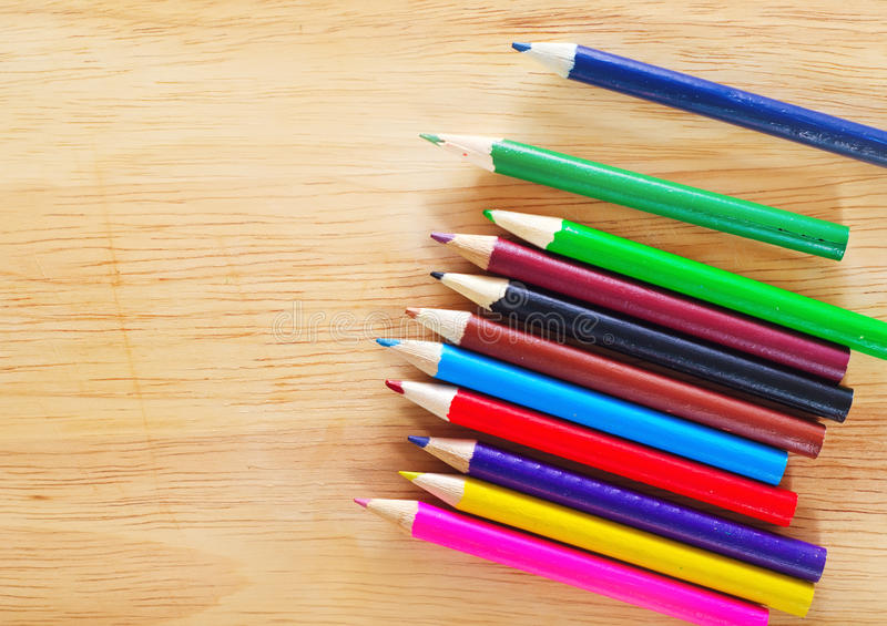 Download Color Pencils Royalty Free Stock Photo - Image: 28271005