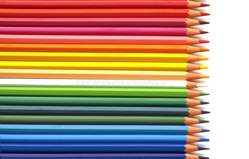 Download Color pencils stock photo. Image of materials, pictures - 3865022