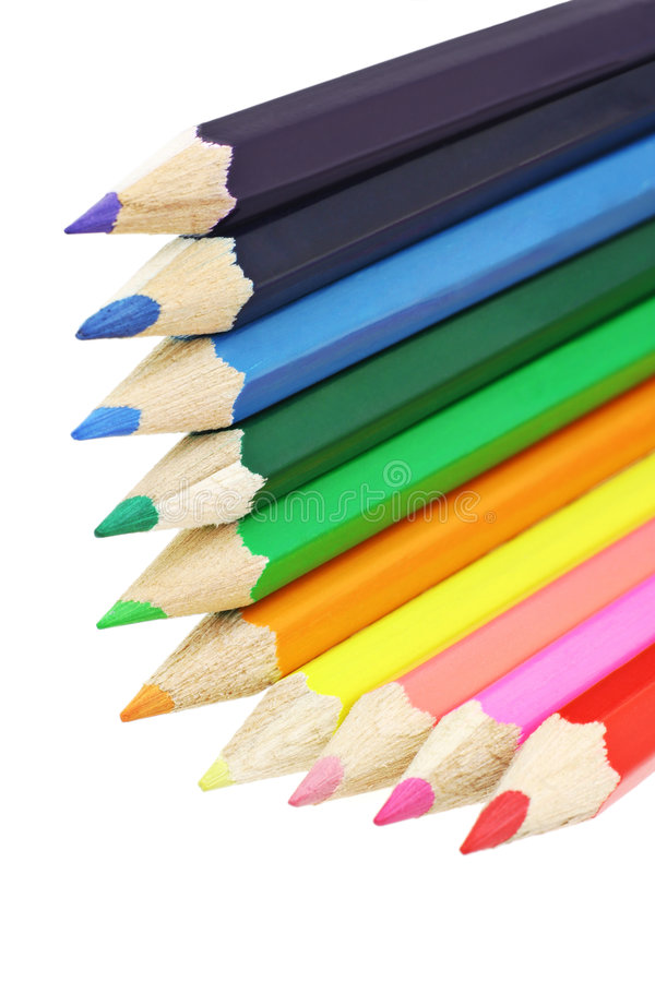 Free Color Pencils Stock Images - 4644204