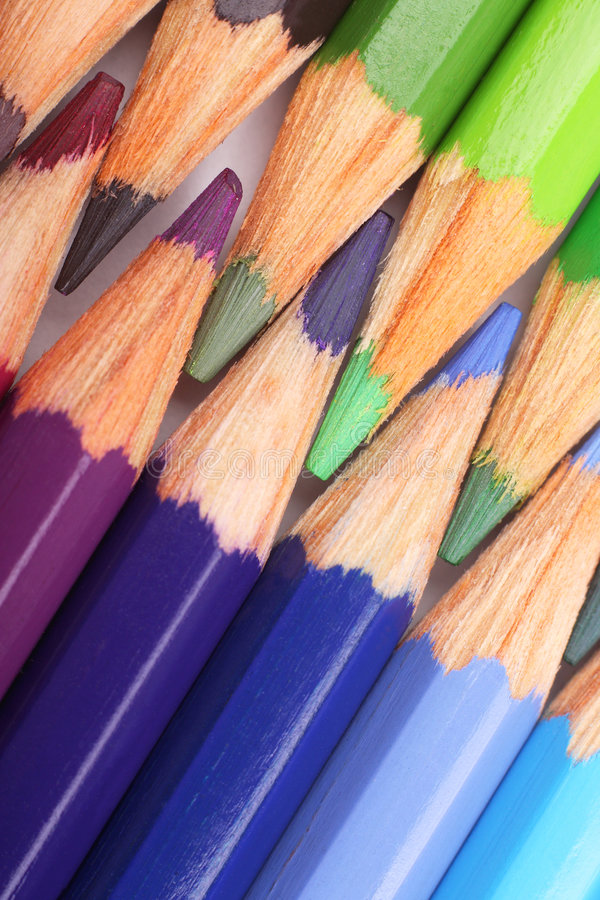 Free Color Pencils Stock Images - 7108614
