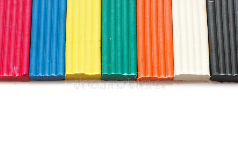 Download Color plasticine stock photo. Image of background, image - 11382584