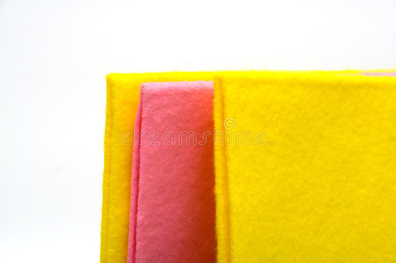 Color Rags Royalty Free Stock Photos