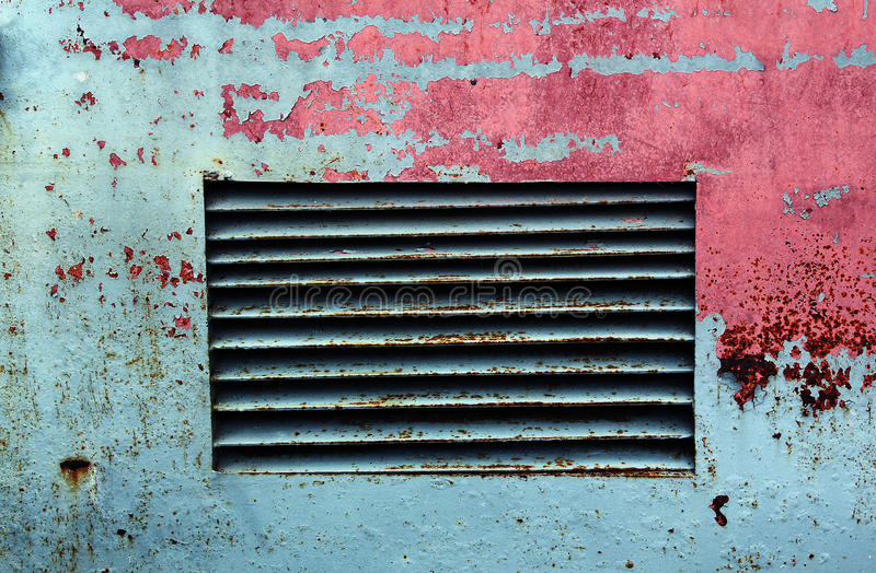Color rust royalty free stock photography