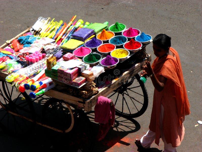 Color Shop royalty free stock photos