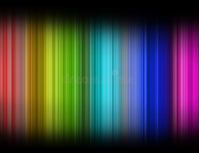 Download Color spectrum stock illustration. Image of gradient - 14439159