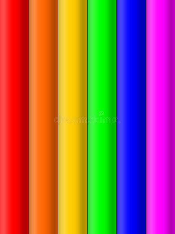 Download Color Stripes stock vector. Image of pattern, lines, range - 23220694