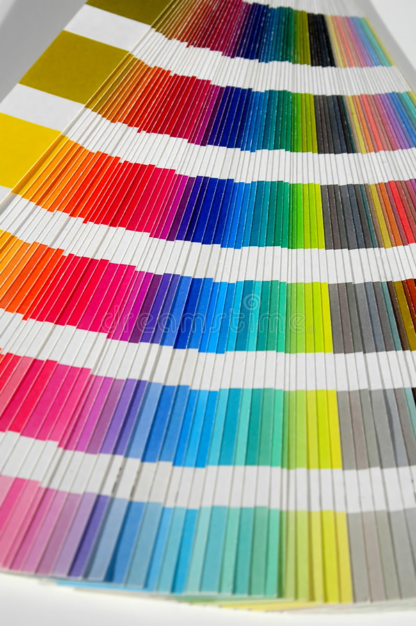 download color swatch book stock image image of designer office 1872793 - Color Swatch Book