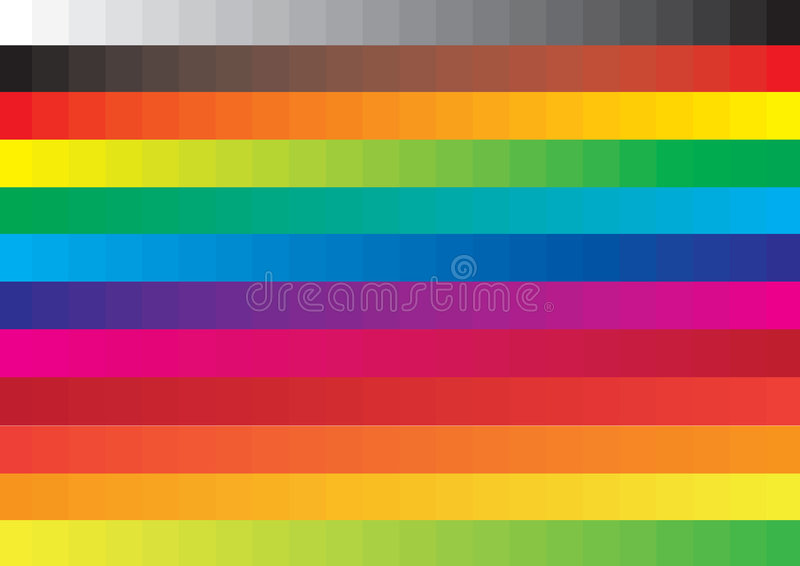 Download Color swatch - vector stock vector. Illustration of colourful - 7495594