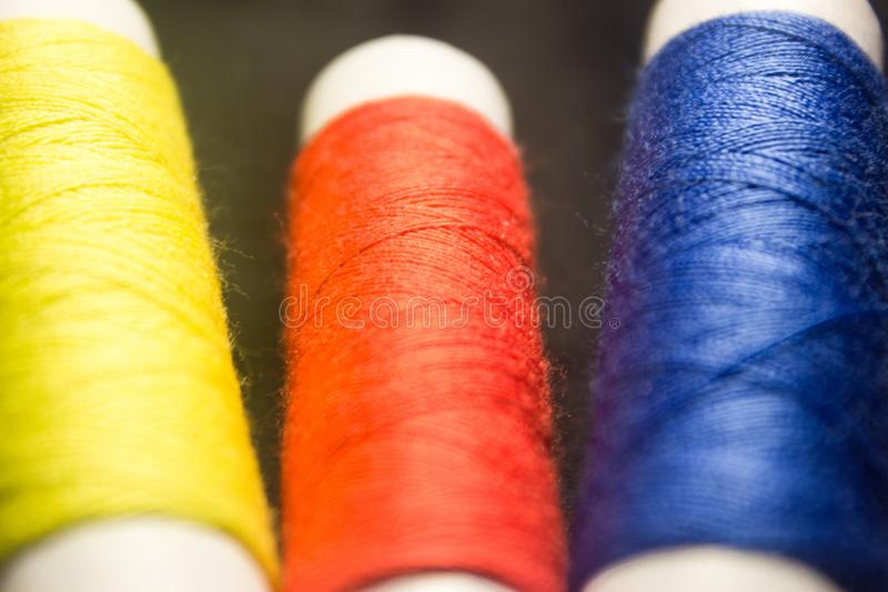 Color thread stock images