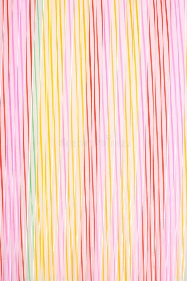 Color tubules royaltyfri bild
