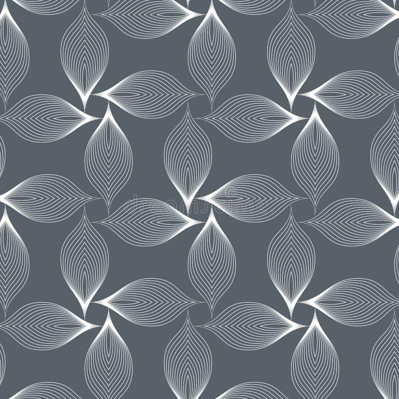 color vektorn för möjliga variants för modellen den olika upprepa sexhörningsraster Abstrakt begrepp avriven geometrisk bakgrund  stock illustrationer
