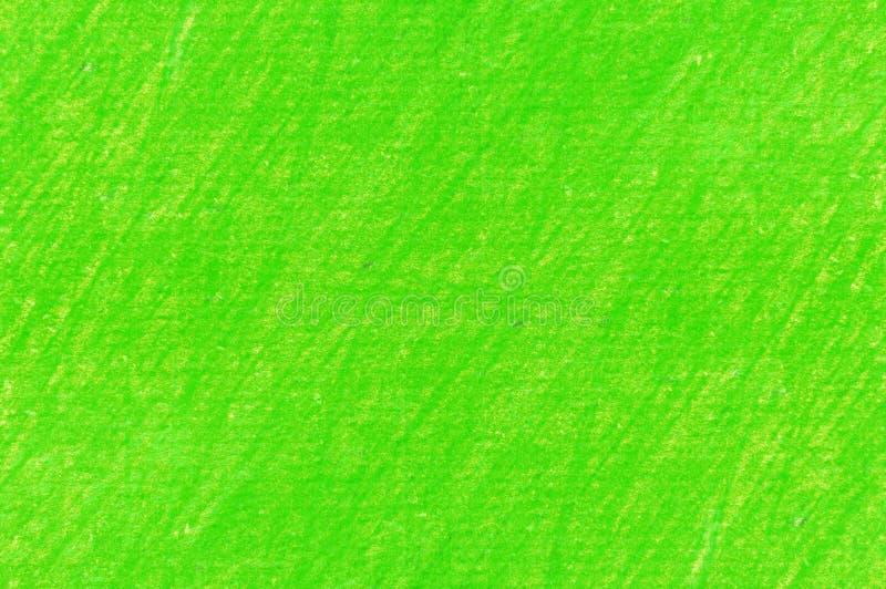 Color verde en la textura de papel fotografía de archivo libre de regalías