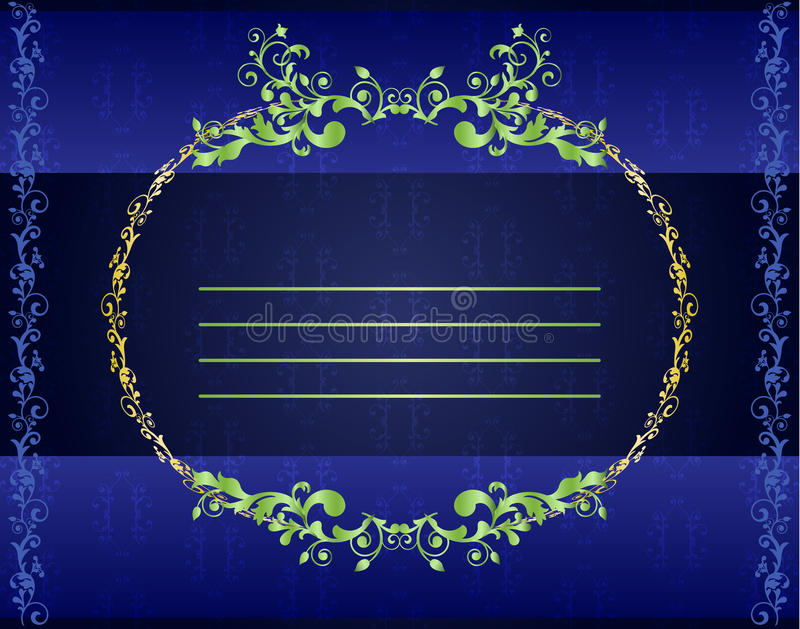 Color vintage background royalty free stock photography