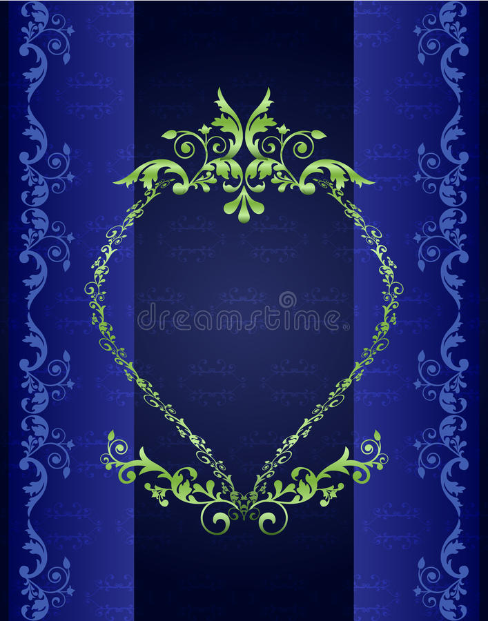Color vintage background royalty free stock photos
