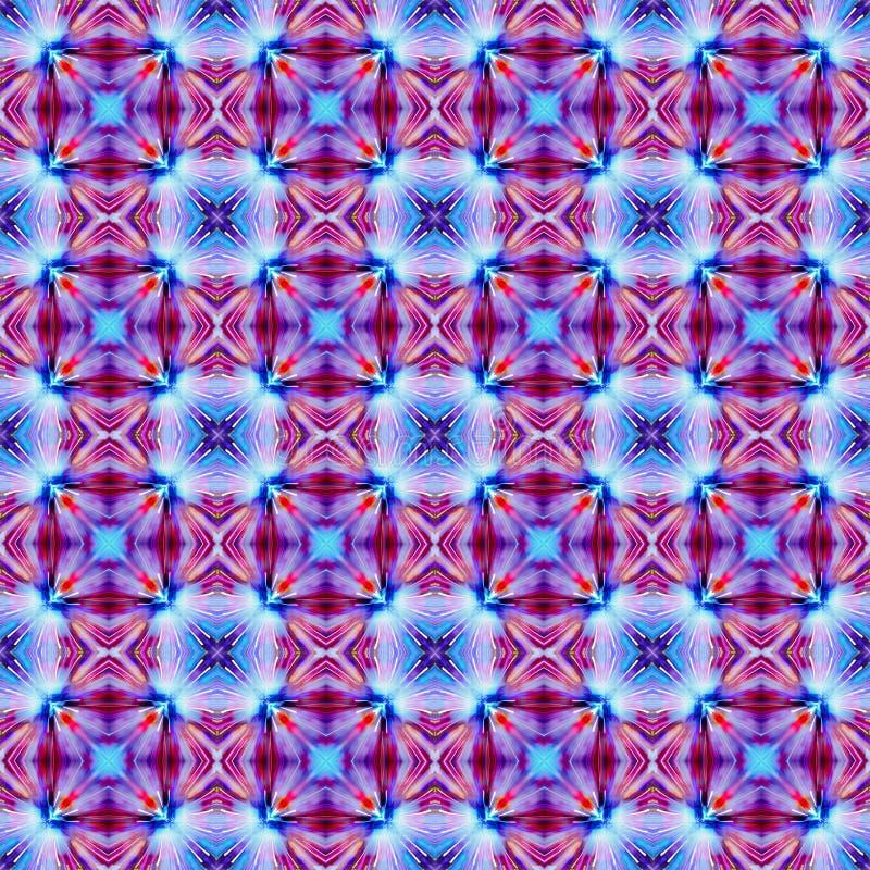 Color violeta y azul rojo imagen de archivo libre de regalías