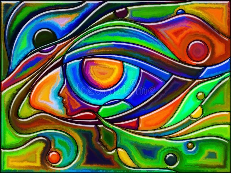 Color Vision imágenes de archivo libres de regalías