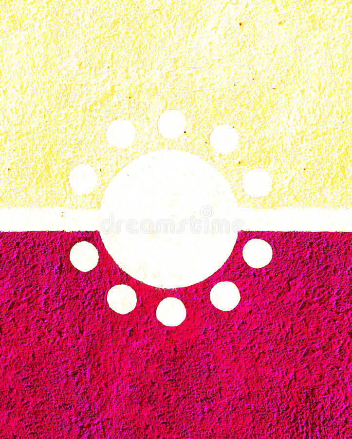 Color wall background stock photo