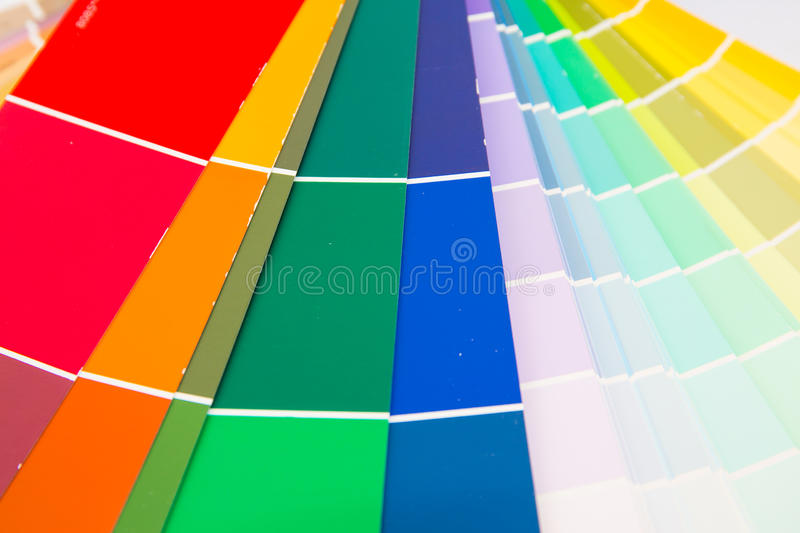 Color world stock image