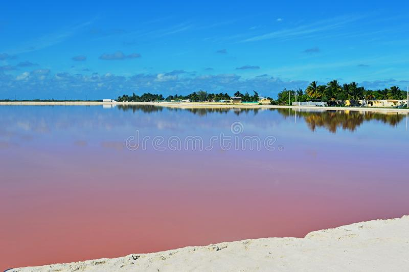 COLORADAS YUCATAN royaltyfri bild