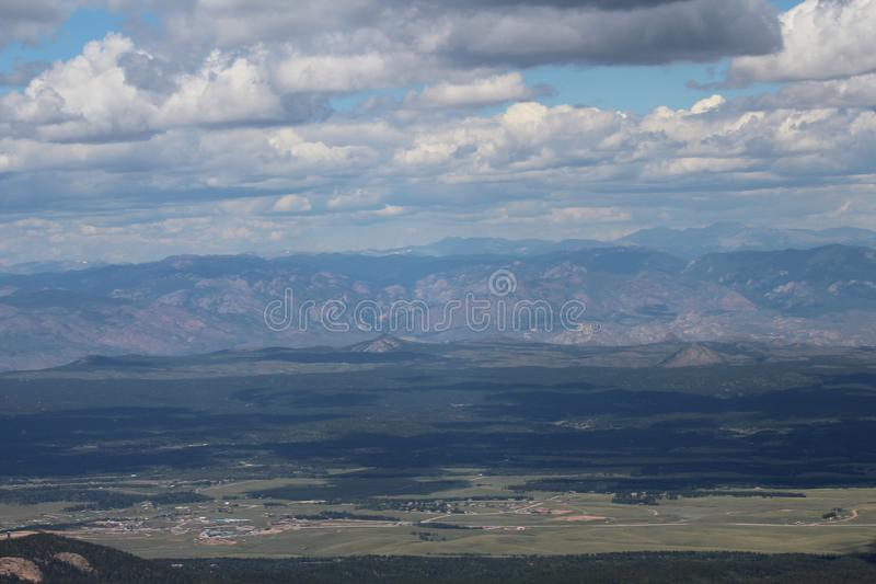 Colorado 2017 fotografia stock libera da diritti