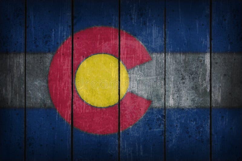 Colorado ilustração do vetor