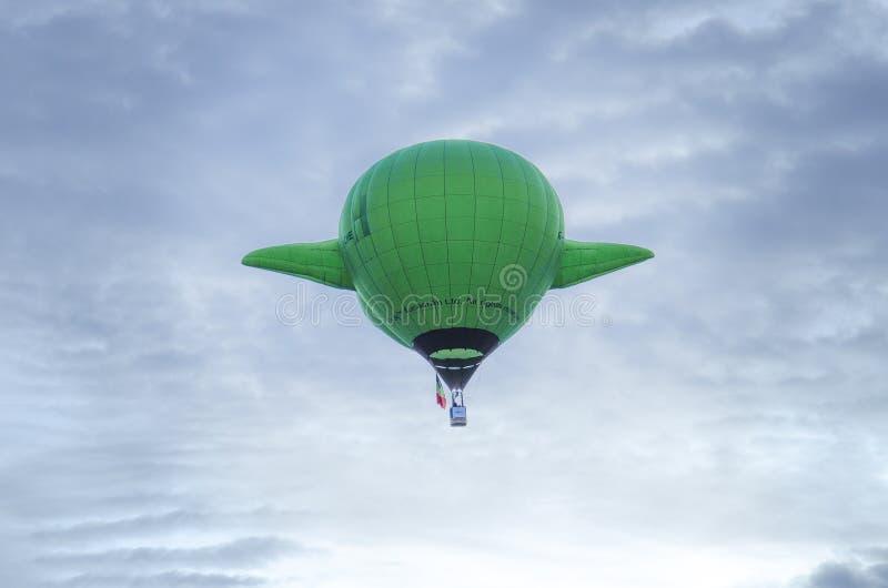 Colorado Annual Balloon Festival stock photography