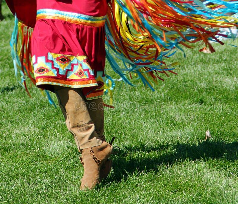 colorado denver 29th årliga kamratskapPowwow och kulturell beröm för indian arkivbild