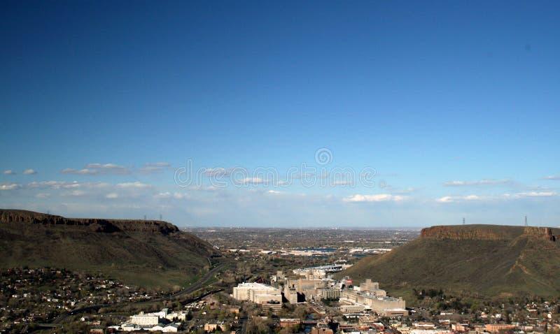 Colorado dorato fotografia stock libera da diritti