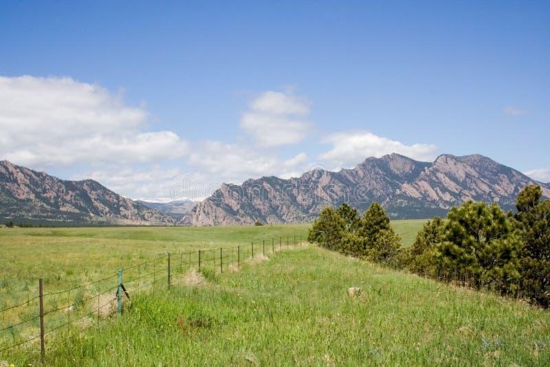 Colorado escénico fotos de archivo