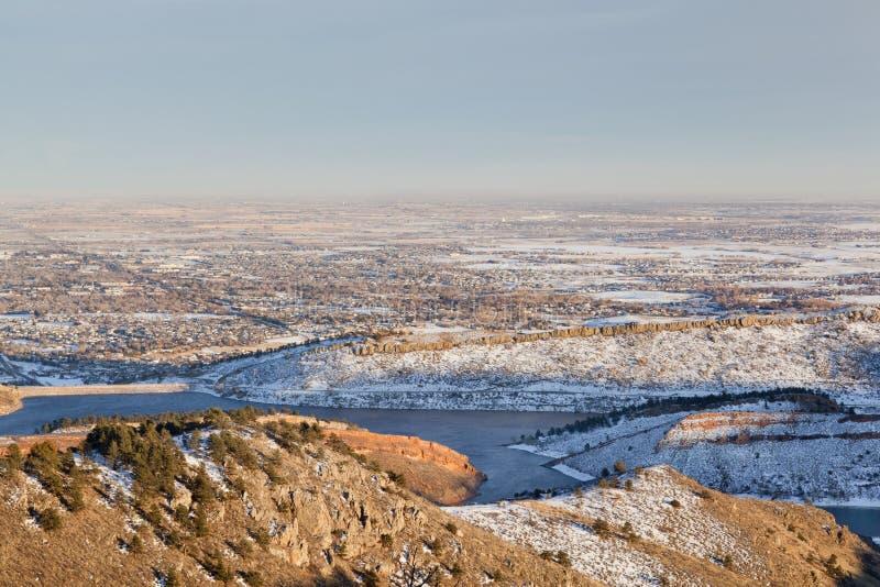 Colorado Front Range and plains