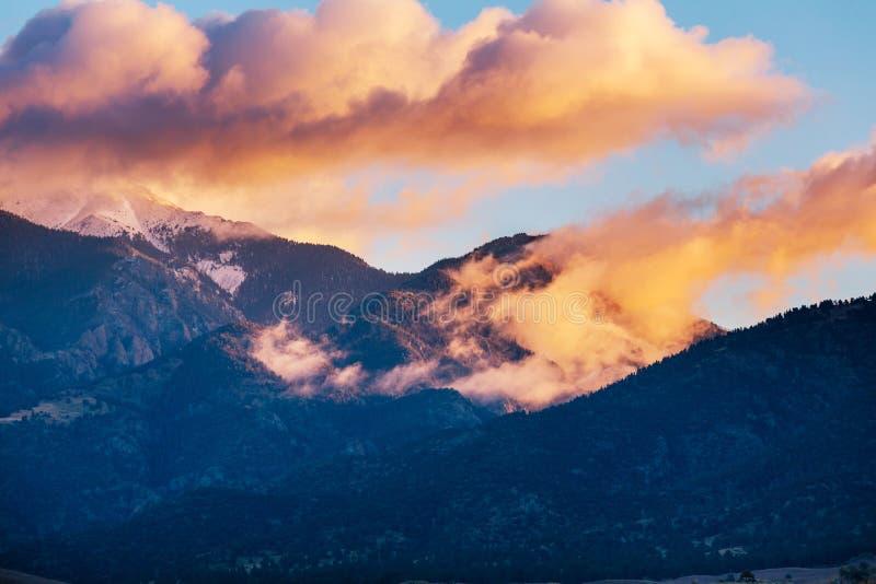 colorado góry obraz royalty free