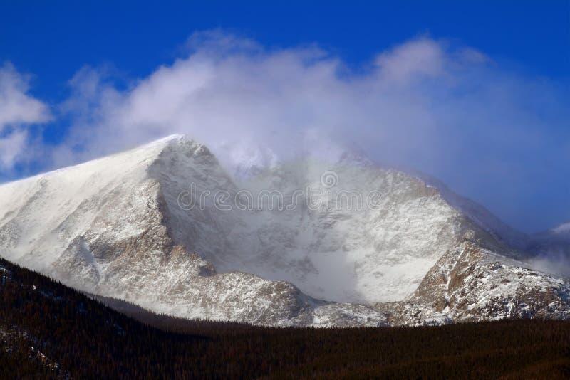 colorado góry ypsilon obraz stock