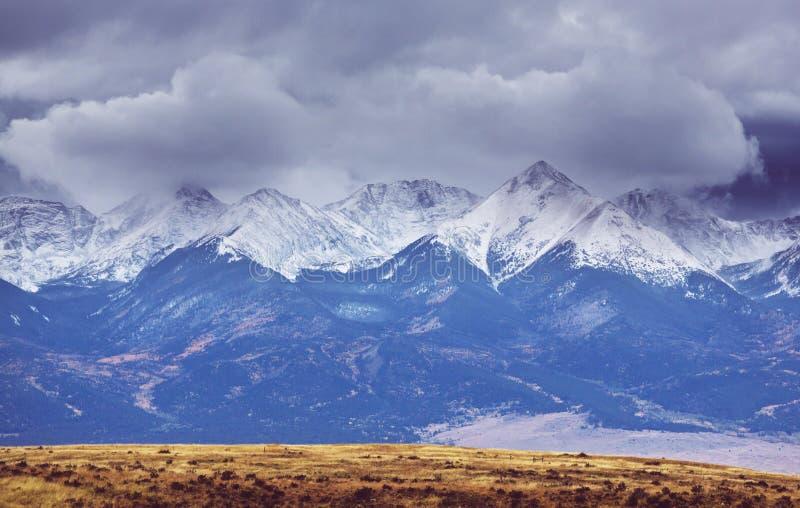 Colorado jesieni obraz stock