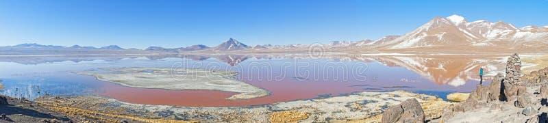 Colorado Laguna royaltyfri foto