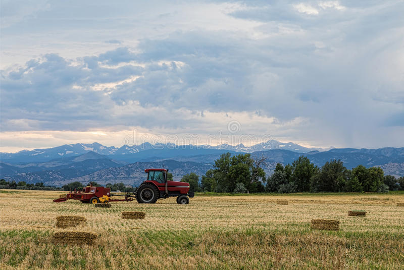Colorado-Land stockbilder
