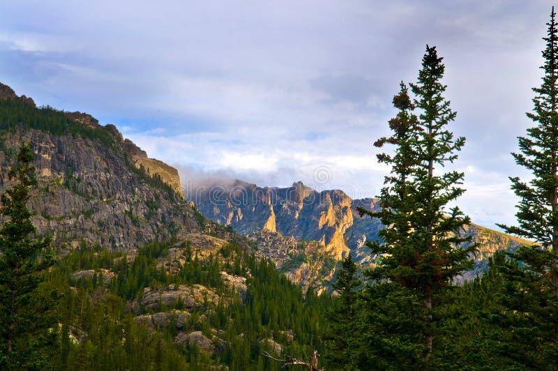 Colorado Landscape royalty free stock photos