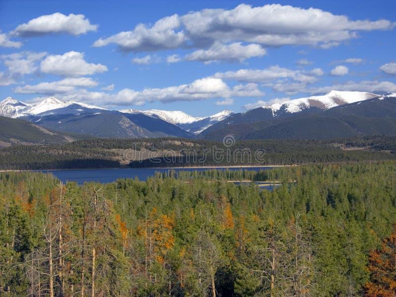 Colorado Montanhas Rochosas foto de stock royalty free