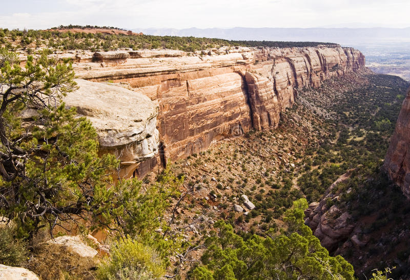 Download Colorado National Monument stock photo. Image of hills - 15411108