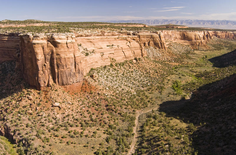 Download Colorado National Monument stock image. Image of travel - 15829781