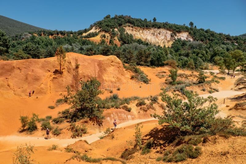Colorado Provencal Landscape stock photo