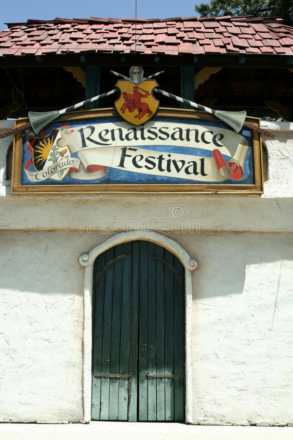 Colorado Renaissance Festival royalty free stock images