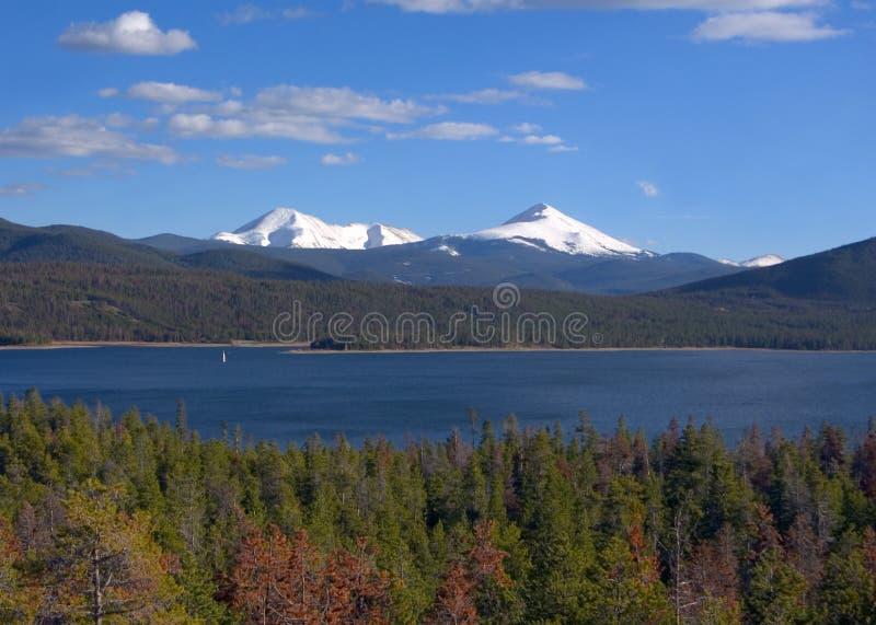 Colorado Rockies stock photo