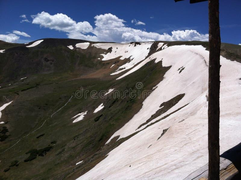 colorado rockies стоковое фото rf