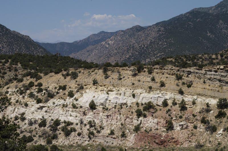 Colorado Rocky Mountain Landscape fotos de archivo
